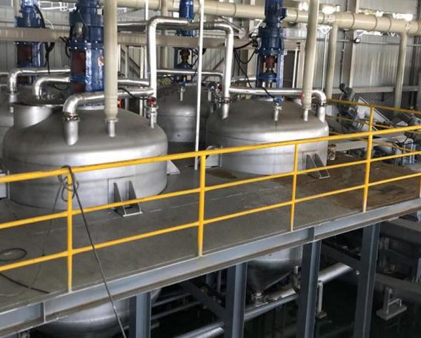 湿热水解系统